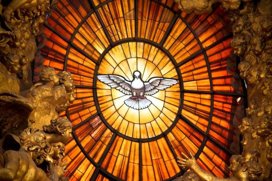 Prayer to the Holy Spirit for the Church